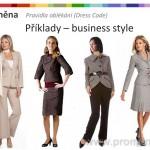 Dress Code ženy, business style