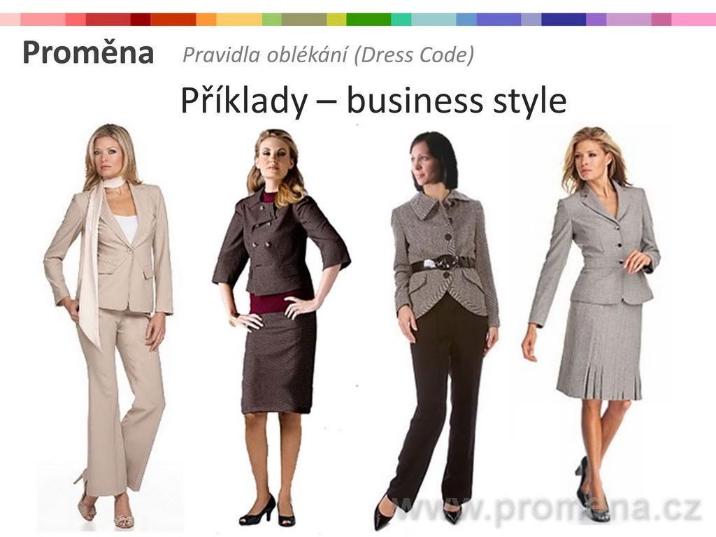 Blog about dresses business dress code