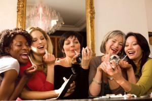 Make-up párty s kosmetikou Karaja