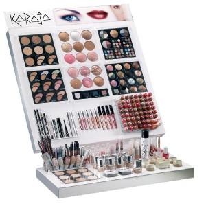 Kosmetika Karaja - panel